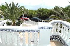 Casa para 8-9 personas a 100 m de la playa Alicante