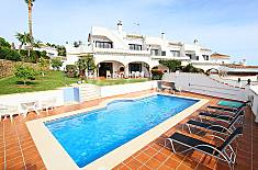 Villa for 7 people only 1200 meters from the beach Granada