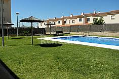 Apartment for 4 people with swimming pool Cádiz