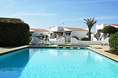 Villa para 6 personas a 120 m de la playa Menorca