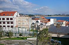 Appartement pour 2 personnes à 50 m de la plage Lugo