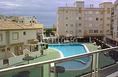 Apartamento de 2 habitaciones a 50 m de la playa Valencia