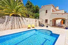 Villa pour 6 personnes à 7 km de la plage Gérone