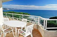 Appartement voor 6 personen op 30 meter van het strand Gerona