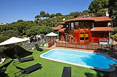 Villa for 12 people 5 km from the beach Barcelona