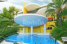 Villa for 6 people 2.5 km from the beach Barcelona