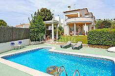 Villa for 9 people 2 km from the beach Barcelona