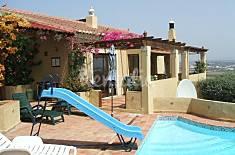5 bed villa with heated pool and sea views.Lagos. Algarve-Faro