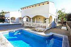Villa for 6 people only 200 meters from the beach Tarragona