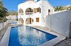 Villa en location à 600 m de la plage Gérone