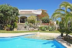 Villa para 8 personas a 3 km de la playa Alicante