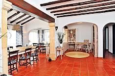 Villa para 10 personas a 1000 m de la playa Alicante