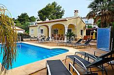 Villa para 8 personas a 3.8 km de la playa Alicante