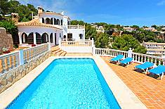 Villa en alquiler a 5 km de la playa Alicante