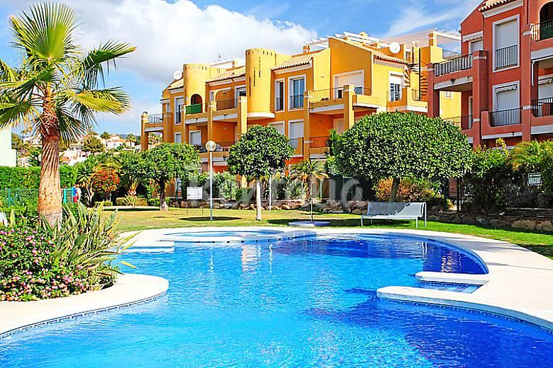 Apartamento para 4 personas con piscina pla del mar for Casas rurales alicante con piscina
