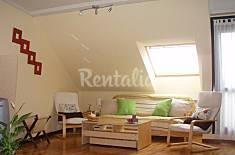 Apartamento para 2-5 personas a 15 km de la playa  Asturias