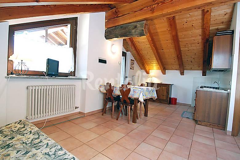 Apartamento para 5 personas en Saint-Nicolas Aosta