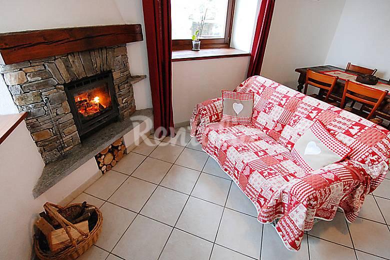 Apartamento para 5 personas en Sarre Aosta
