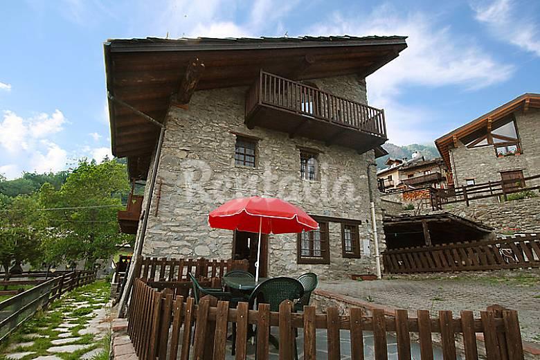 Apartamento para 4 personas en Valle de Aosta Aosta