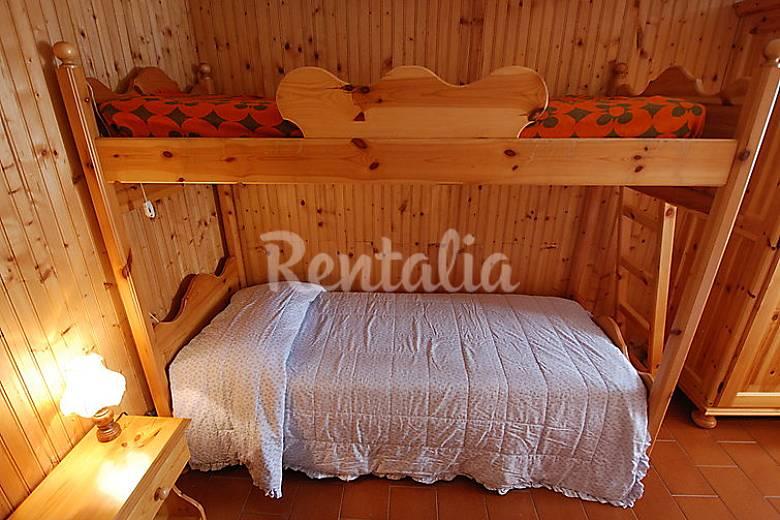 Apartamento  Aosta Sarre Apartamento
