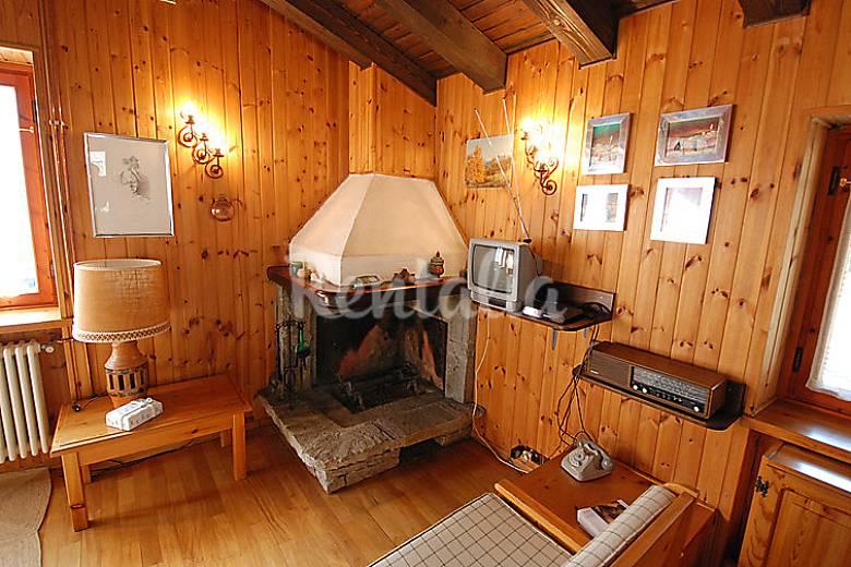 Villa en alquiler Cogne Aosta