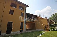 House for 8 people with swimming pool Asti