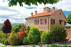 Villa en alquiler a 5 km de la playa Pesaro y Urbino