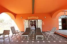 Villa zur Vermeitung, 1500 Meter bis zum Strand Genua