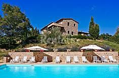 Villa for 12 people Monte Amiata Grosseto