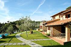 House for 8 people with swimming pool Perugia