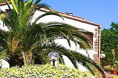 Villa in affitto con piscina Roma