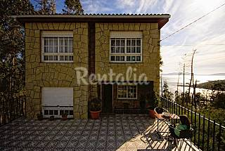 House for 8 people only 50 meters from the beach A Coruña