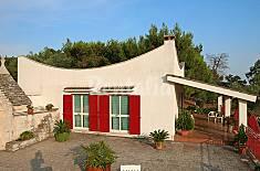 Villa per 7 persone a 15 km dalla spiaggia Brindisi