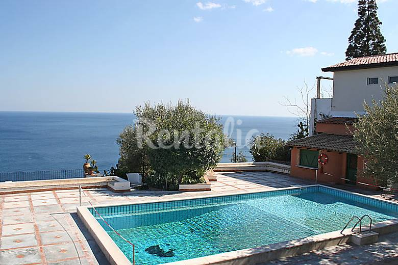 Apartment for rent only 500 meters from the beach Messina