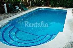 Villa for 8 people with swimming pool Granada