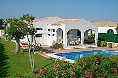 Casa para 6 personas con piscina Menorca
