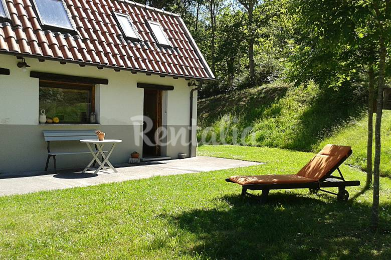 casa en cangas de on s con jard n privado coviella On casa jardin asturias