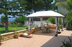 Apartment in cottage with sea view Palermo