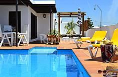 Villa para 4 personas con piscina Lanzarote