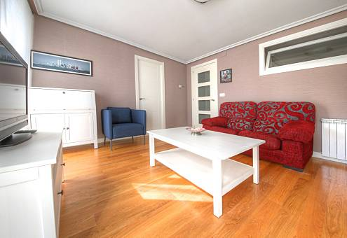 Appartement en location à Donostia-San Sebastián centre Guipuscoa