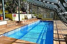 Casa en alquiler con piscina Girona/Gerona