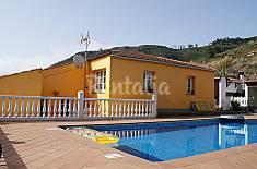 Villa en location à Santa Cruz de Tenerife centre Ténériffe
