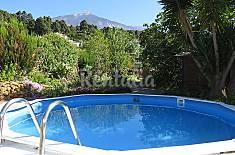 Villa en alquiler con piscina Tenerife