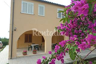 Villa surrounded by greenery and sea view Vibo Valentia