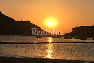 Sunsets in Ibiza luxury-home 6 people C. Vadella Ibiza