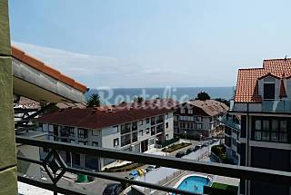 Apartment for 6 people only 50 meters from the beach Cantabria