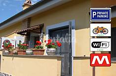 House for 2-3 people in Ostia Antica Rome