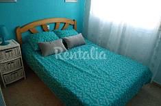 Apartamento para 4-5 personas a 300 m de la playa Murcia