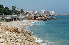 Apartment for 2 people only 250 meters from the beach Castellón