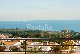 Ático, Impresionantes vistas Mar, Montañas,Piscina Castellón